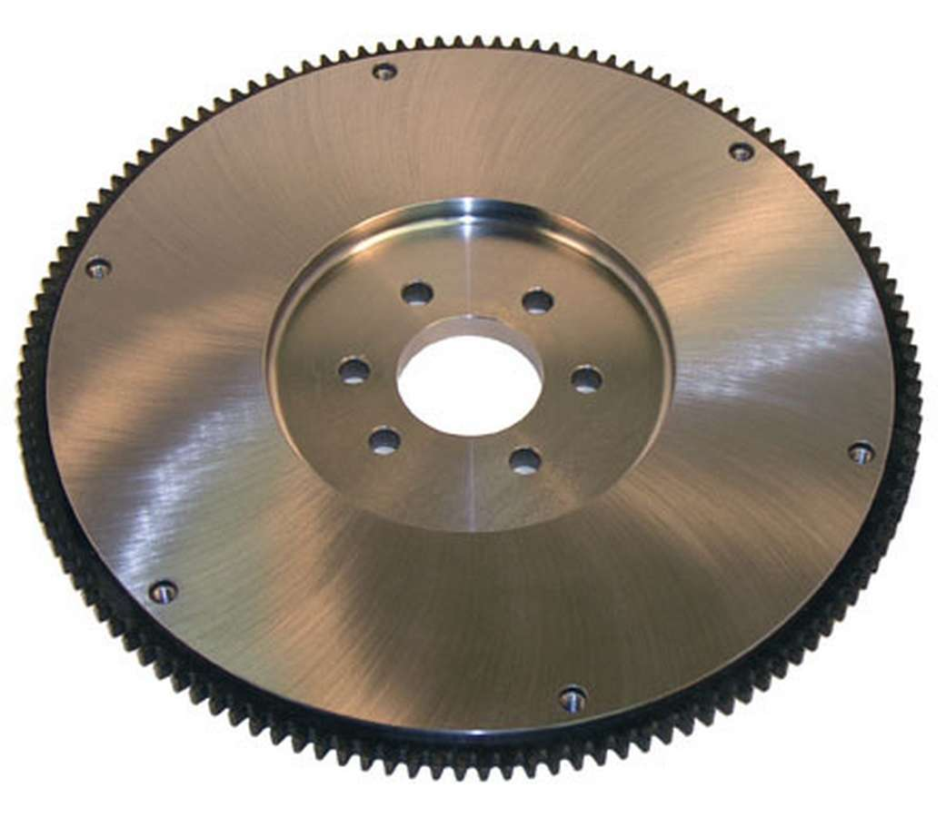 Ram Clutch 1503 Flywheel, True Balance, 130 Tooth, 28 lb, SFI 1.1, Steel, Internal Balance, 6-Bolt Crank, Mopar V8, Each
