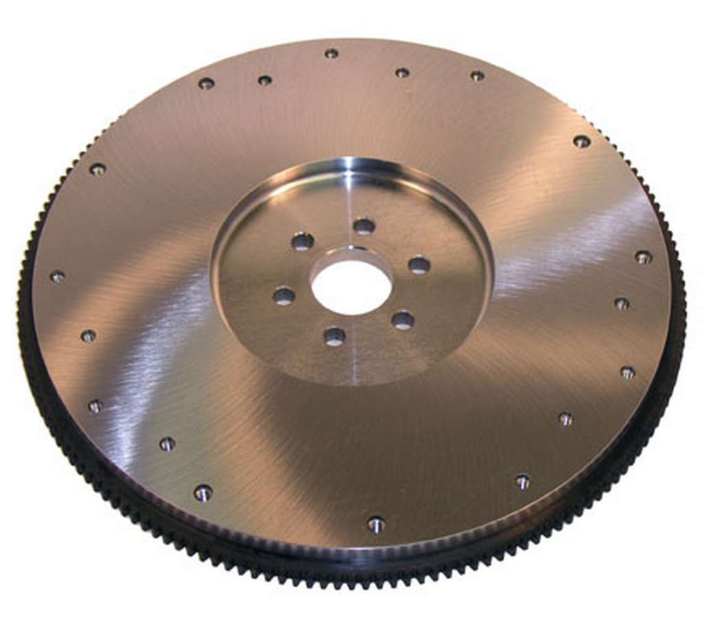 Ram Clutch 1507 Flywheel, True Balance, 164 Tooth, 33 lb, SFI 1.1, Steel, Internal Balance, Small Block Ford, Each