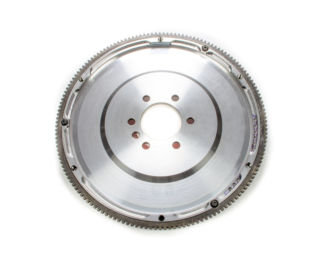 Ram Clutch 1510-10 Flywheel, True Balance, 153 Tooth, 10 lb, SFI 1.1, Steel, Internal Balance, 2 Piece Seal, Chevy V8, Each