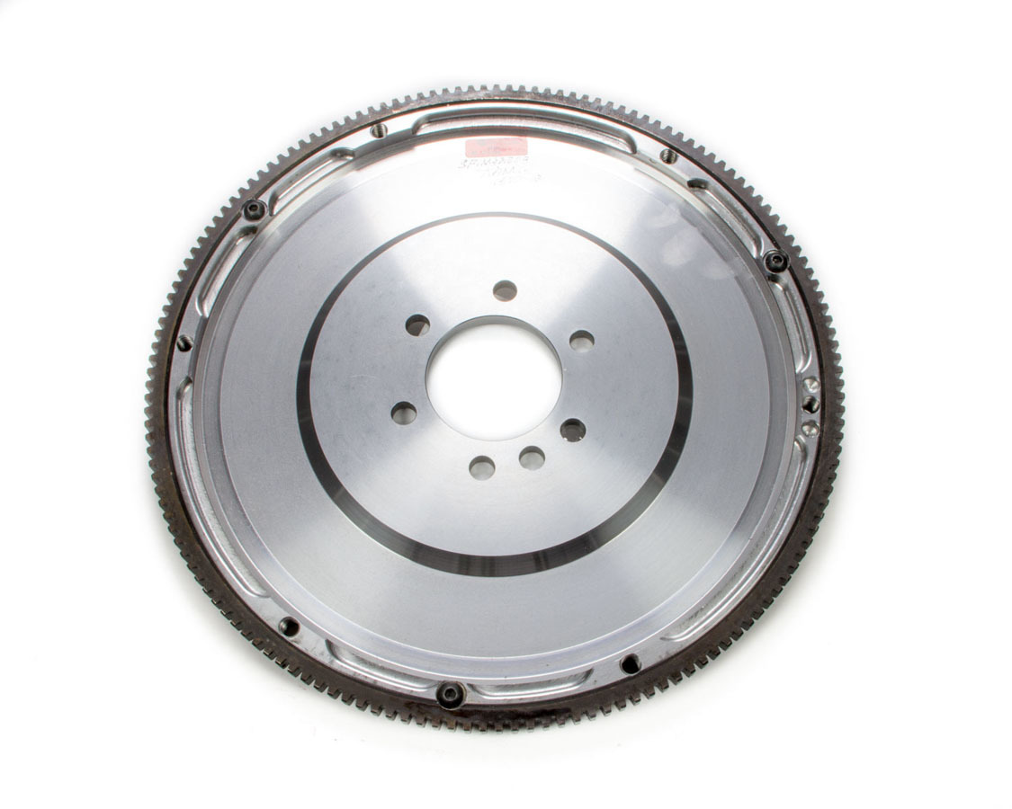 Ram Clutch 1510-12 Flywheel, True Balance, 153 Tooth, 12 lb, SFI 1.1, Steel, Internal Balance, 2 Piece Seal, Chevy V8, Each