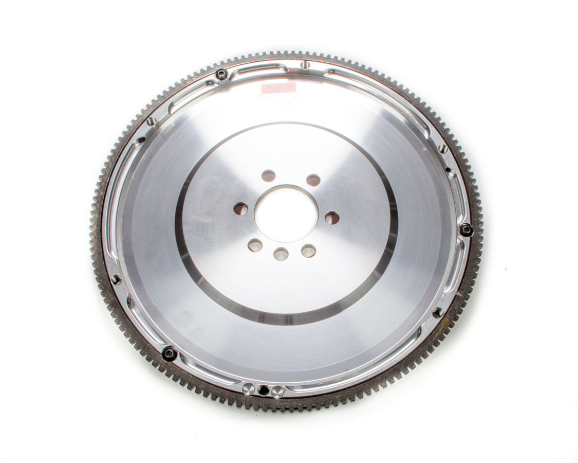 Ram Clutch 1512-10 Flywheel, True Balance, 153 Tooth, 10 lb, SFI 1.1, Steel, External Balance, 1 Piece Seal, Chevy V8, Each