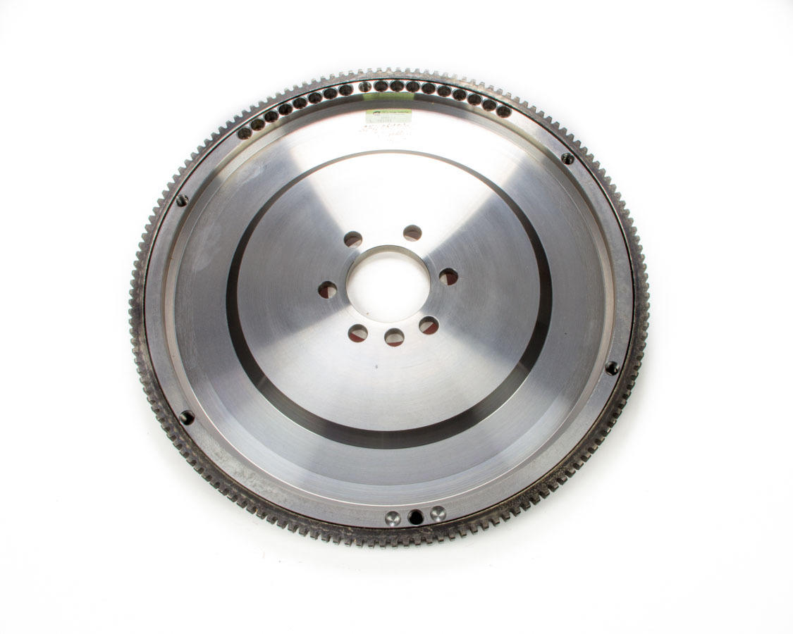 Ram Clutch 1512 Flywheel, True Balance, 153 Tooth, 15.5 lb, SFI 1.1, Steel, External Balance, 1 Piece Seal, Chevy V8, Each