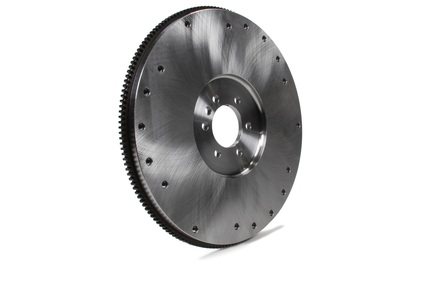 Ram Clutch 1521LW Flywheel, 168 Tooth, 25 lb, SFI 1.1, Steel, Natural, External Balance, Big Block Chevy, Each