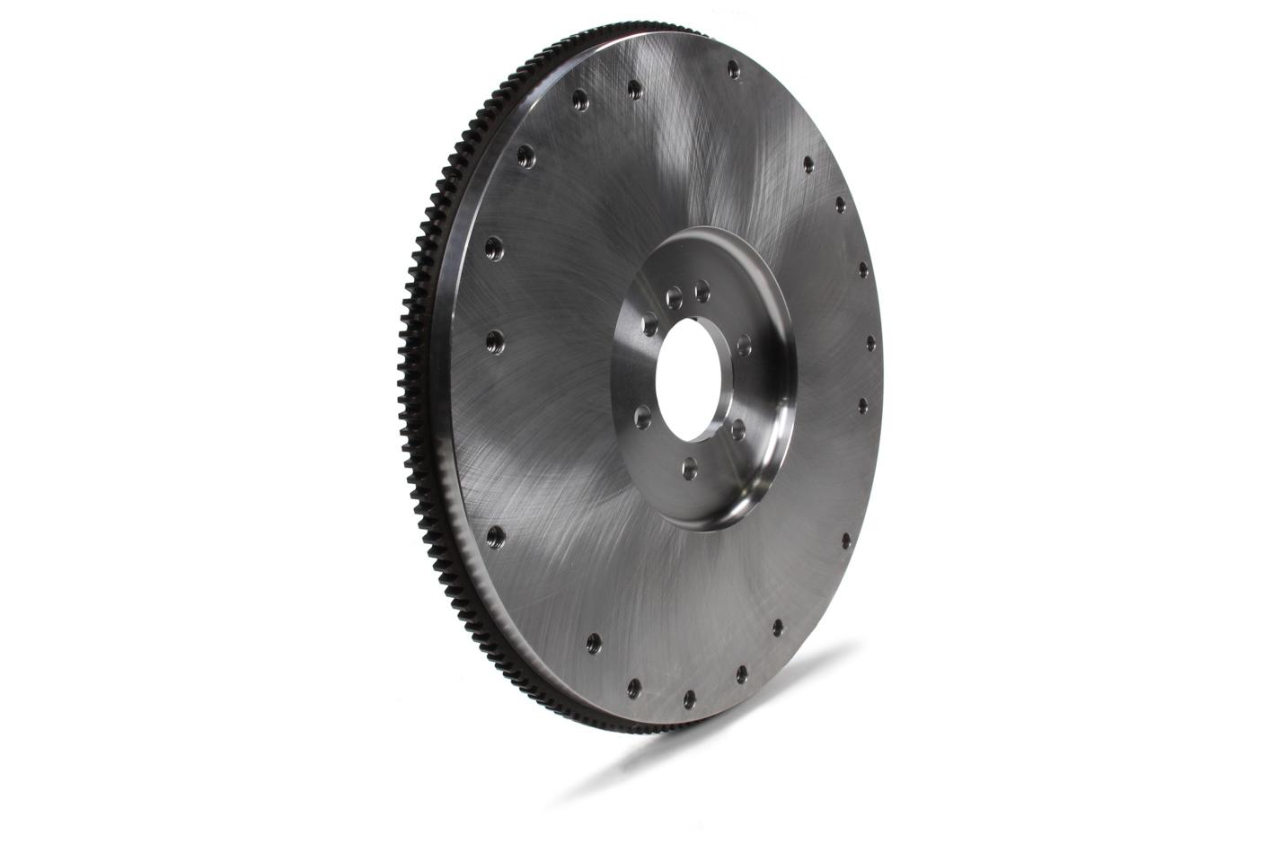 Ram Clutch 1523LW Flywheel, 168 Tooth, 25 lb, SFI 1.1, Steel, Natural, External Balance, Small Block Chevy, Each