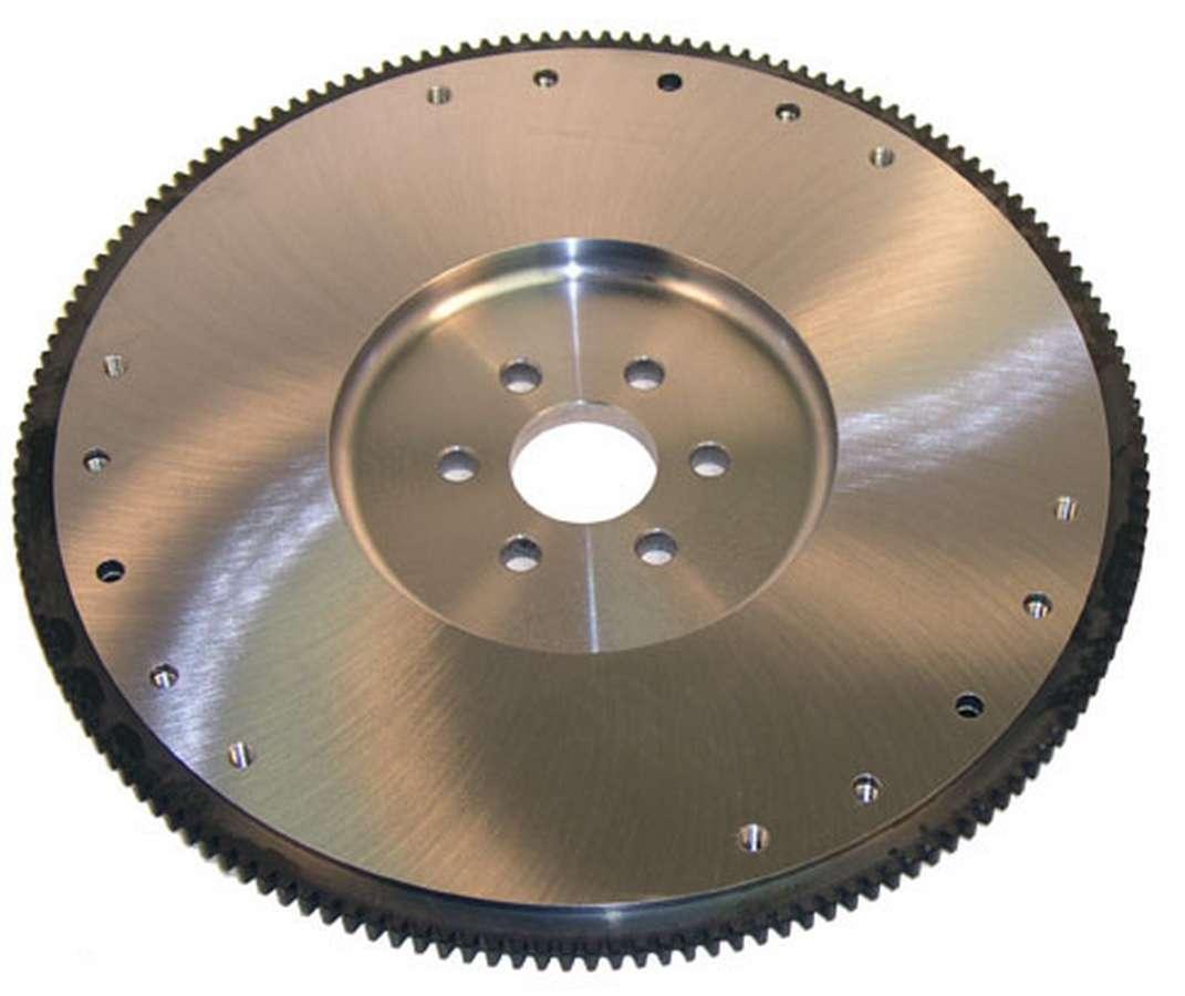 Ram Clutch 1525 Flywheel, True Balance, 157 Tooth, 24 lb, SFI 1.1, Steel, 50 oz External Balance, Small Block Ford, Each