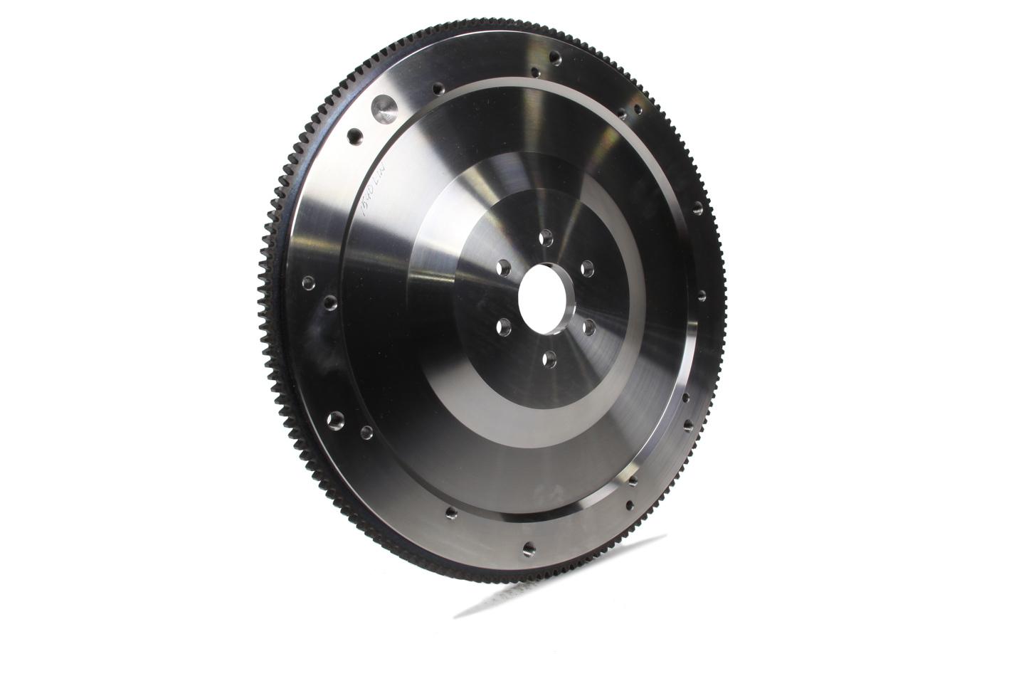 Ram Clutch 1540LW Flywheel, 164 Tooth, 25 lb, SFI 1.1, Steel, Natural, Internal Balance, Ford Modular, Each