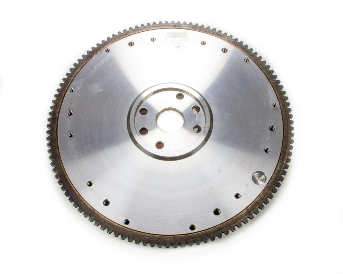 Ram Clutch 1549 Flywheel, True Balance, 112 Tooth, 24 lb, SFI 1.1, Steel, Internal Balance, Ford Flathead 1949-53, Each