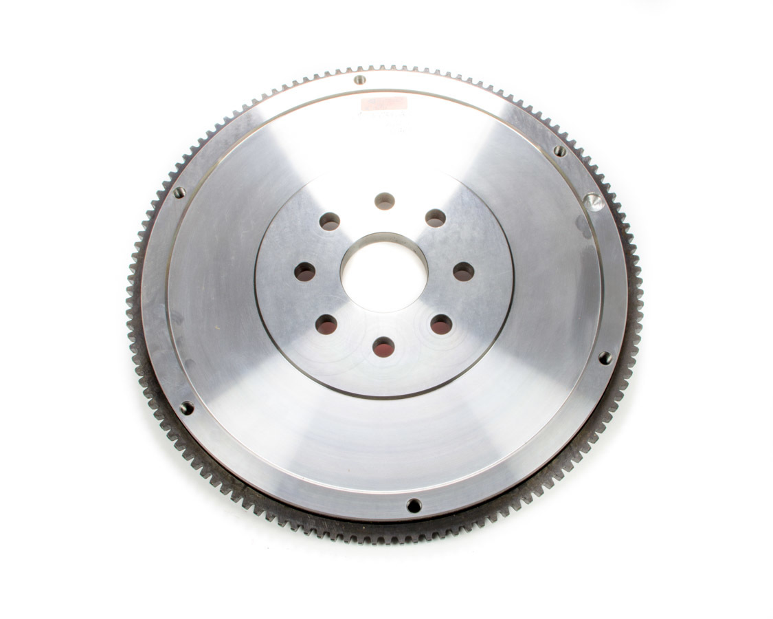 Ram Clutch 1583 Flywheel, True Balance, 130 Tooth, 28 lb, SFI 1.1, Steel, Internal Balance, 8-Bolt Crank, Mopar V8, Each