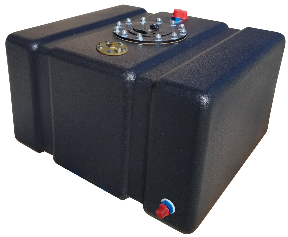 Fuel Cell Poly 12 Gal w/sender
