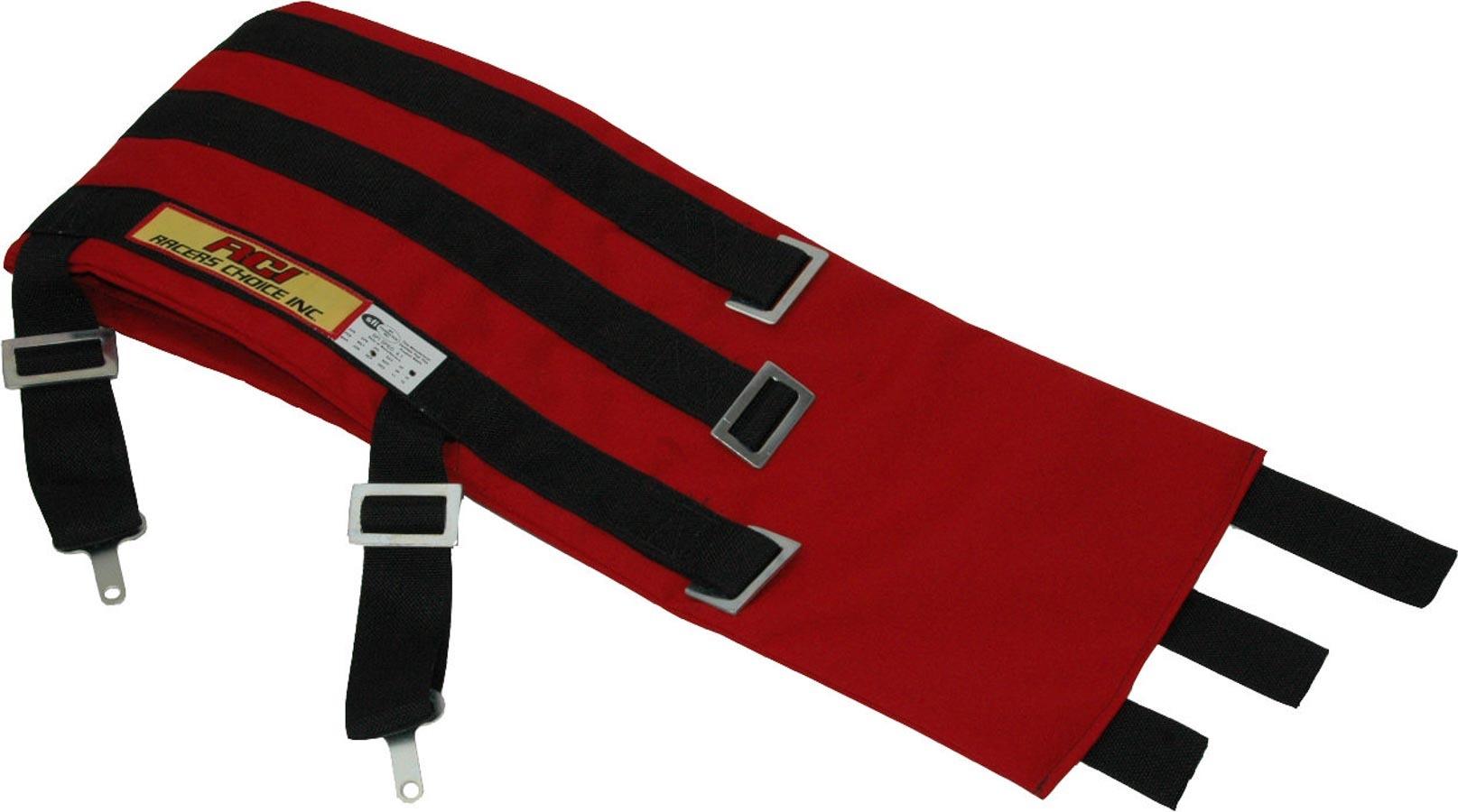 Transmission Blanket Universal SFI 4.1 Red