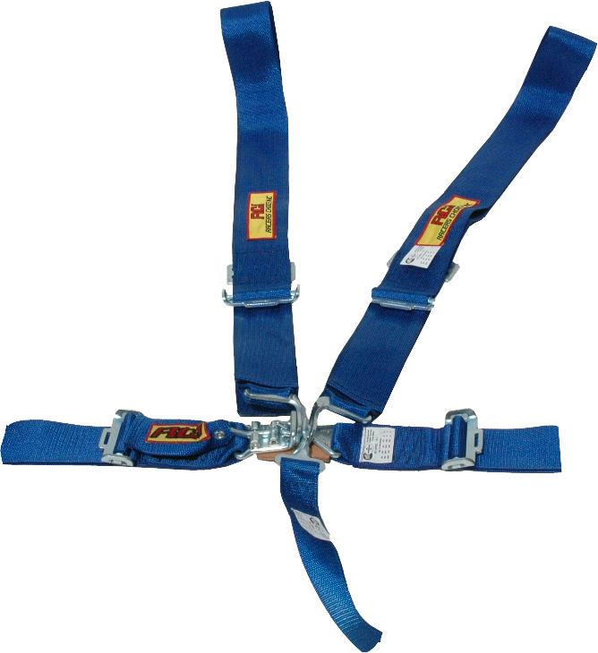 Harness System 5pt P/D L/L Blue