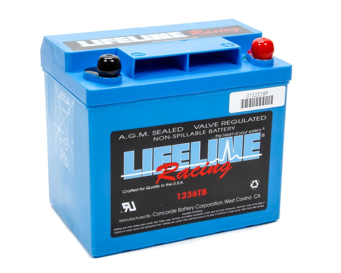 Power Cell Battery 7.625x5.25x6.875