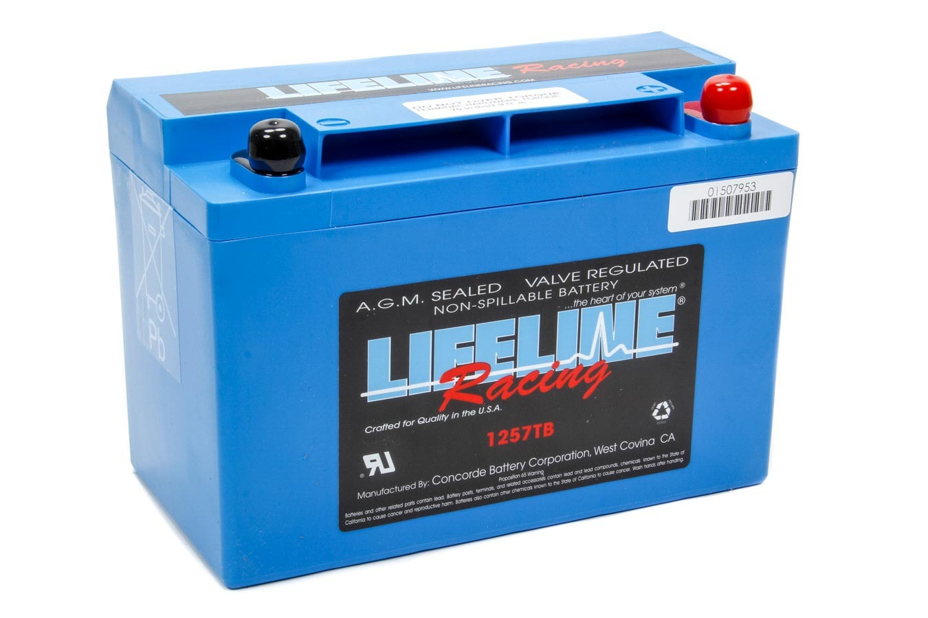 Power Cell Battery 9.75x5.25x6.875