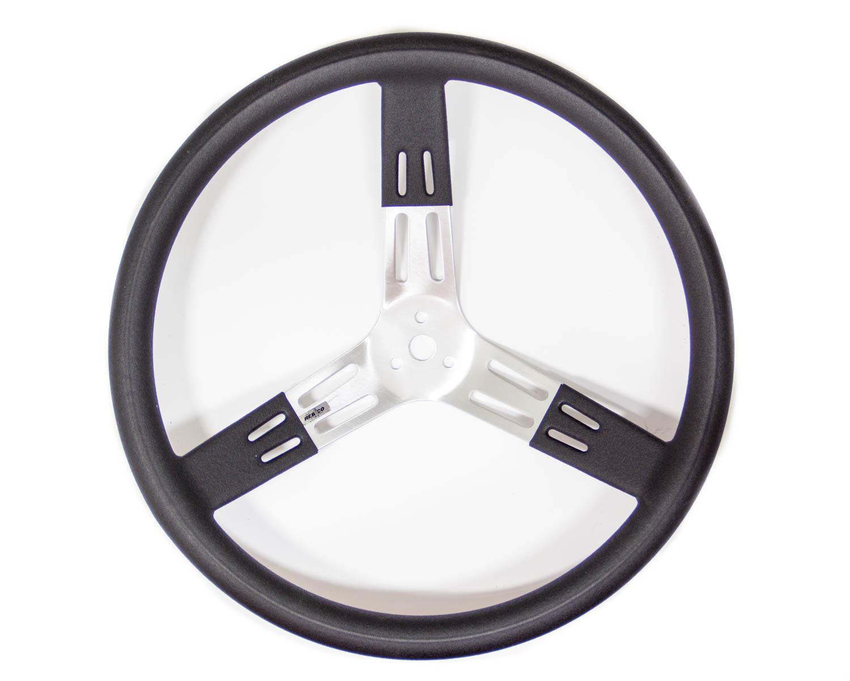 17in Black Alum Wheel Smooth