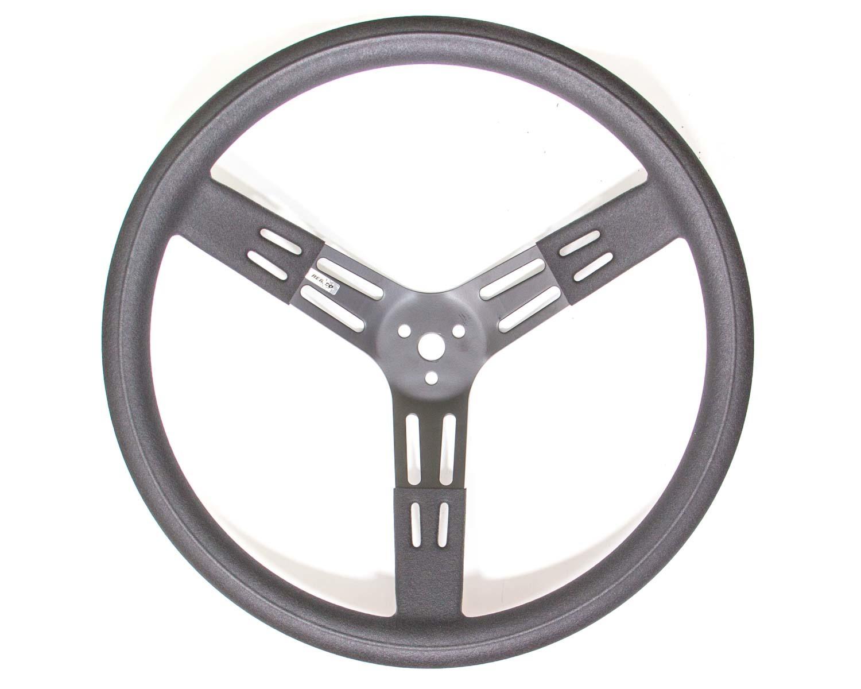 17in Black Steel Wheel Smooth
