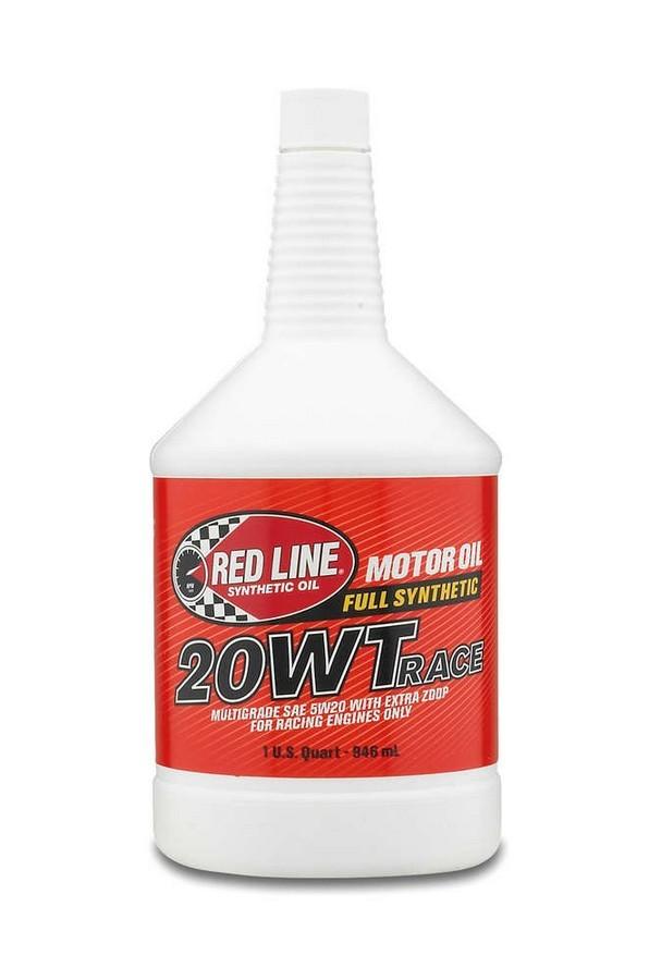 20WT Race Oil 1 Qt. (5W20)
