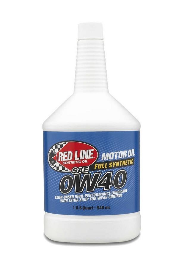 0W40 Motor Oil 1qt