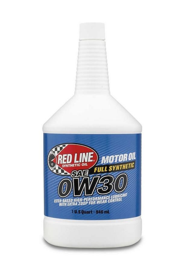 0W30 Motor Oil 1qt