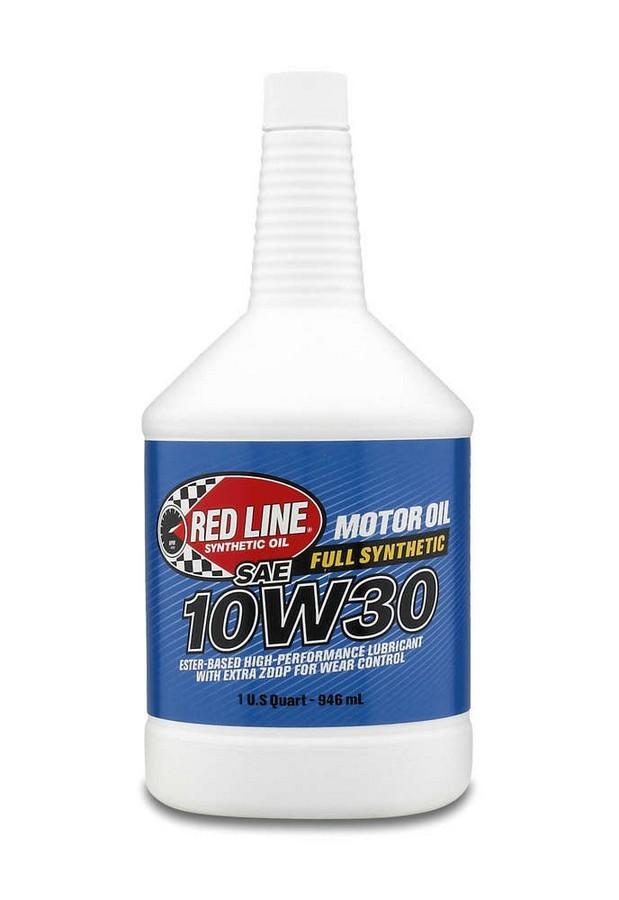 10W30 Motor Oil 1 Qt.