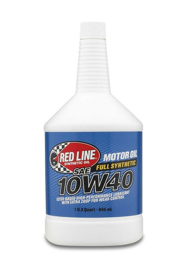 10W40 Motor Oil 1 Qt.