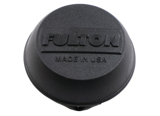 Reese 0917540-00 Jack Handle Cap, Replacement, Black, Plastic, Fulton 2in Diameter Jacks, Each