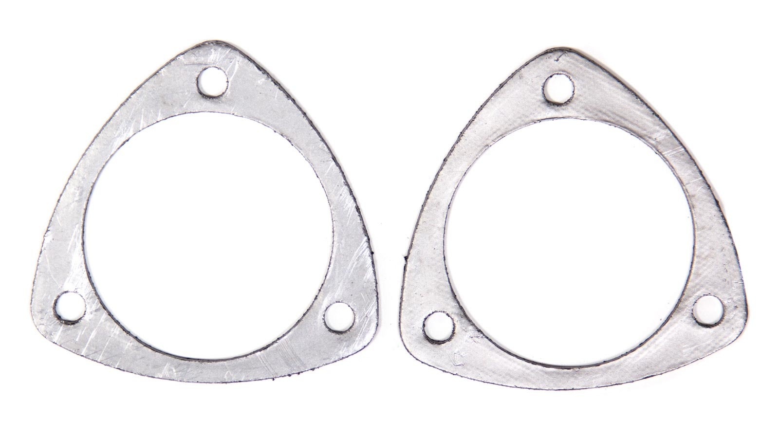 """Remflex Exhaust Gaskets 8001 Exhaust Collector Gasket with 3 Bolt 2-1//2/"""" Pair"""
