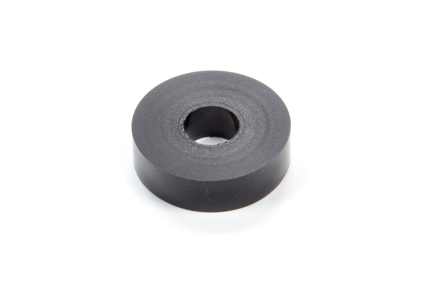RE Suspension RE-BR-5153-150 Bump Stop Puck, Apollo, 1.875 in OD, 5/8 in ID, 1/2 in Tall, 50 Durometer, Rubber, Black, Each