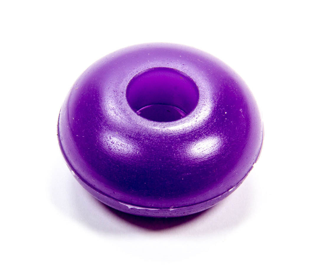 RE Suspension RE-BR-RSW-360 Bump Stop Puck, 2 in OD, 5/8 in ID, 1 in Tall, 60 Durometer, Polyurethane, Purple, Each