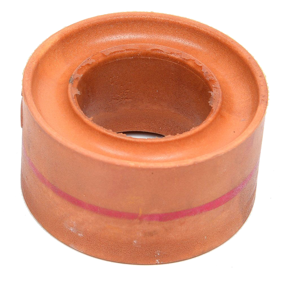 RE Suspension S-TSA-ML175-189 Spring Rubber, 5 in Springs, 1-3/4 in Height, Polyurethane, Red Stripe, Each