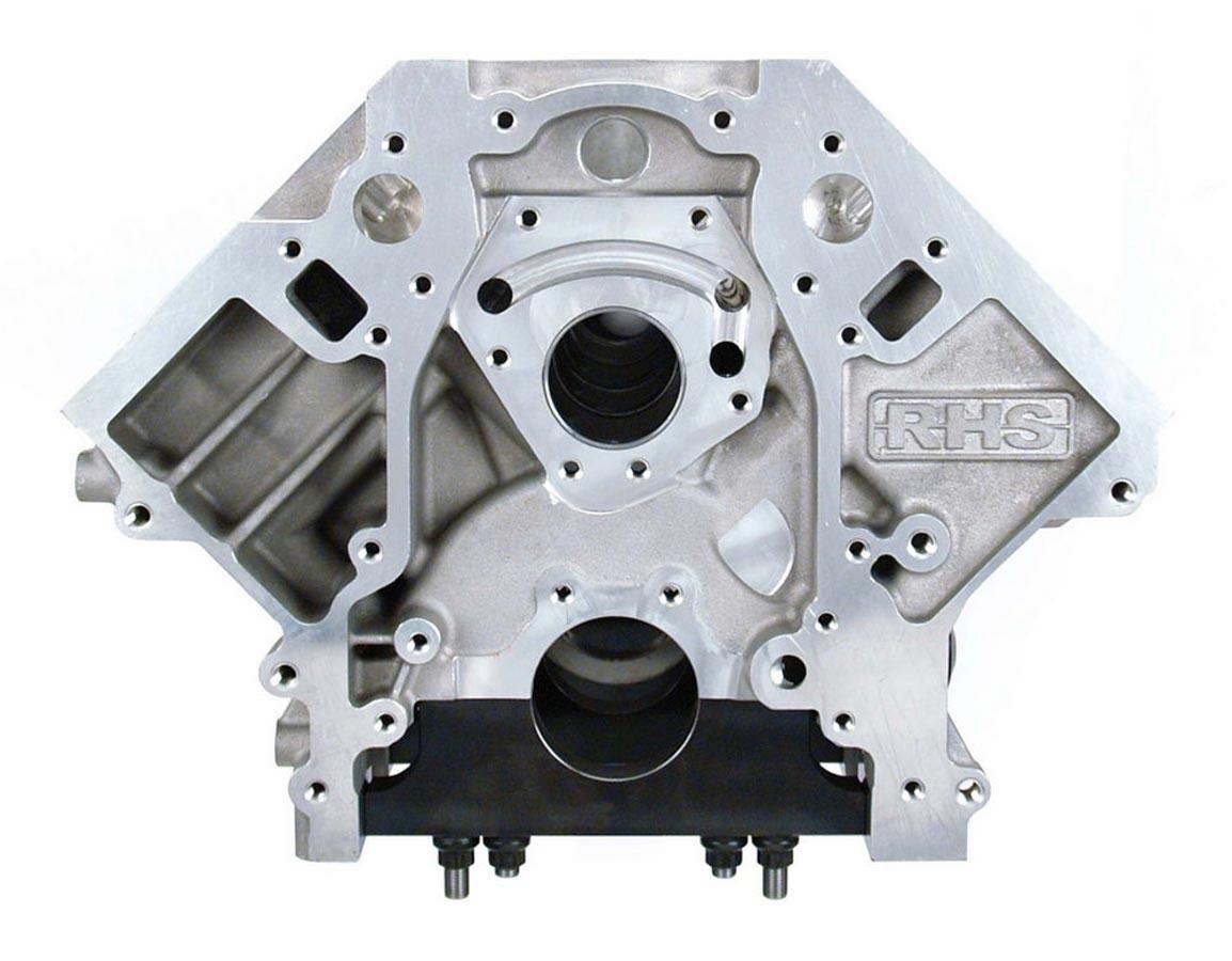 LS Aluminum Block - 4.125 Bore 9.240 D/H