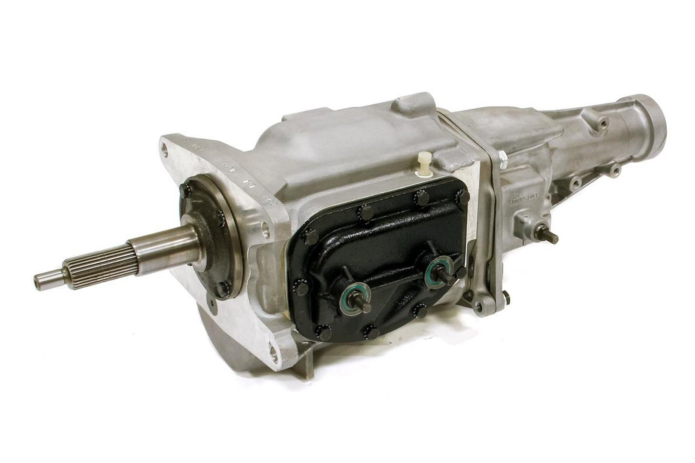 Richmond 1304000070 Transmission, Super T10, Manual, 4 Speed, 26 Input Spline, 32 Output Spline, Aluminum, GM, Kit