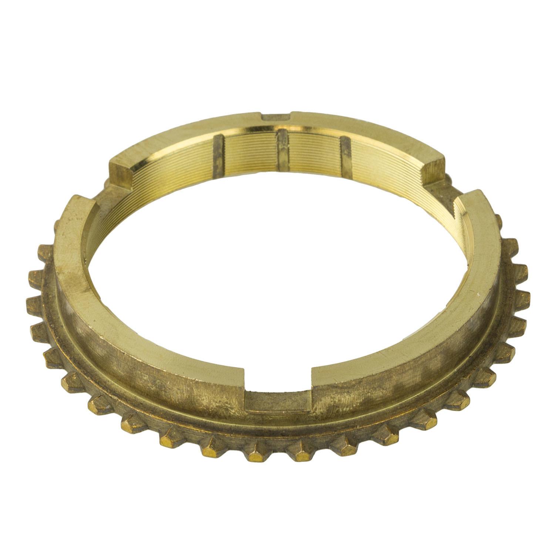 Richmond 1304091002 Synchronizer Ring, 1st / 2nd and 3rd / 4th Gear, Brass, Richmond 4-Speed / 5-Speed, Each