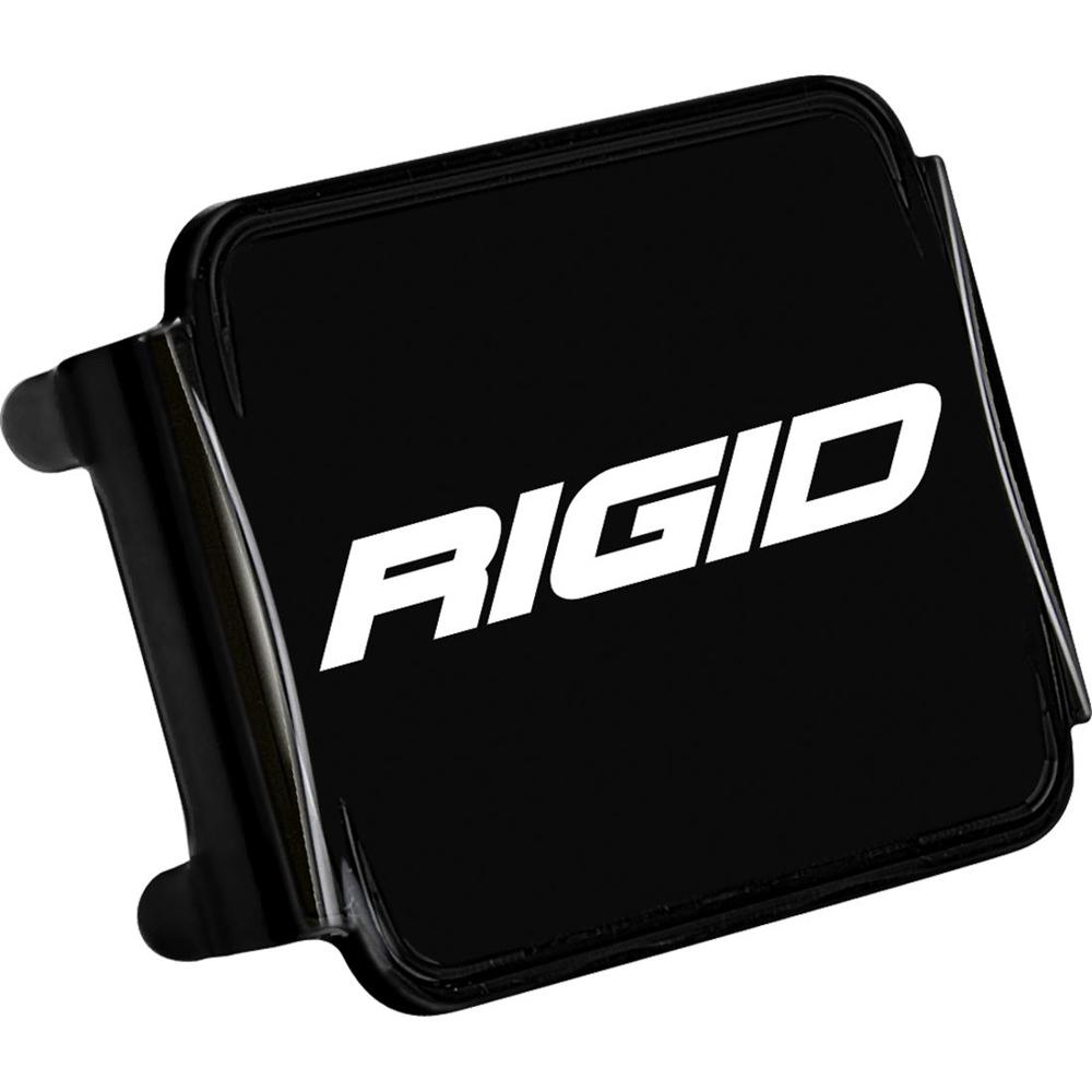 RIGID INDUSTRIES LED Light Cover Each D/D2 Black P/N - 201913