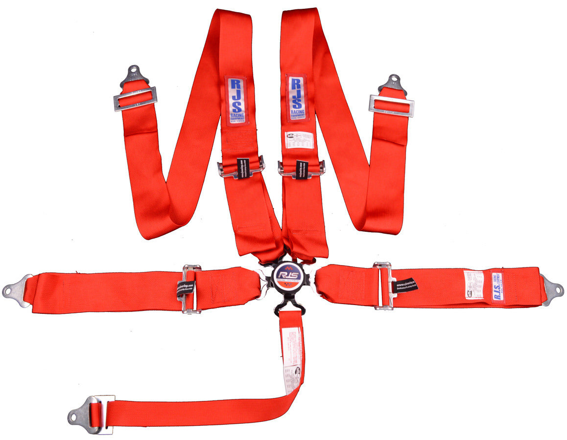 5 PT Harness System Q/R RD Ind Wrap 2inSub
