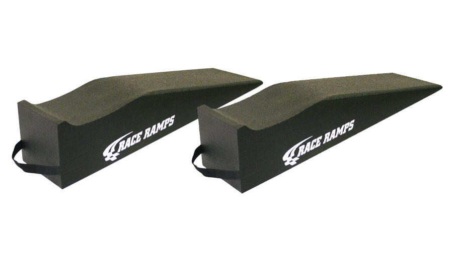 Race Ramps RR-30 Service Ramp, 5 in Lift Height, 30 in Long, 10 in Wide, 16 Degree Incline, 1 Piece Design, Pair