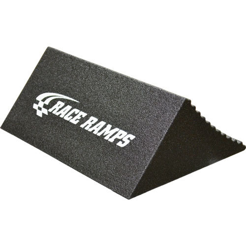 Race Ramps RR-RC-5 Wheel Chock, Race Chock, 5 in Height, 10 in Length, 12 in Wide, Each