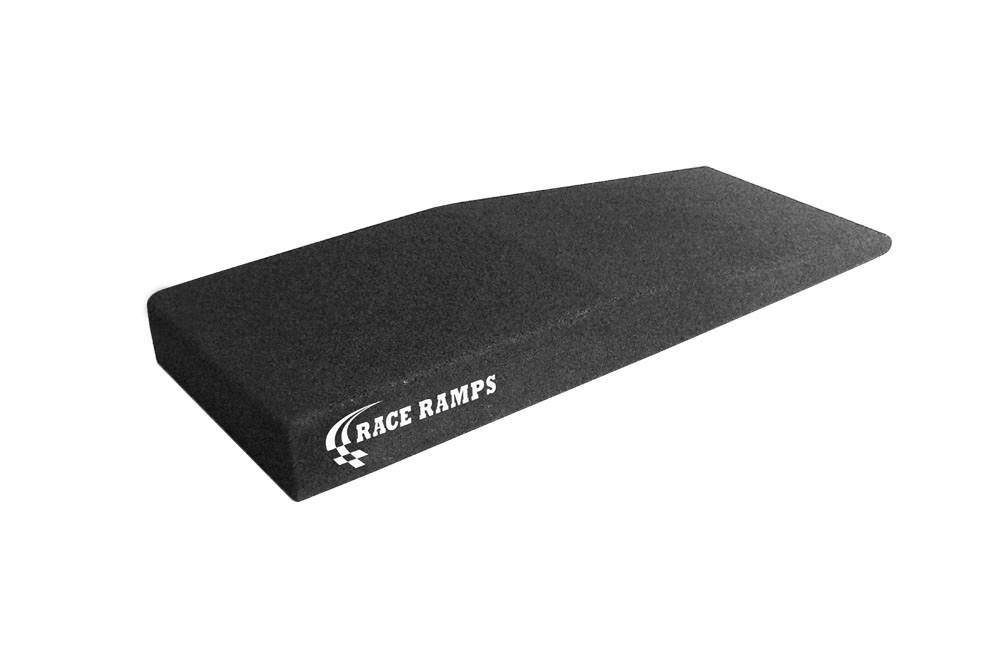 Race Ramps RR-TJ Service Ramp, Trak-Jax, 3 in Lift Height, 30.1 in Long, 12 in Wide, 9 in Platform, 7.8 Degree Incline, Pair