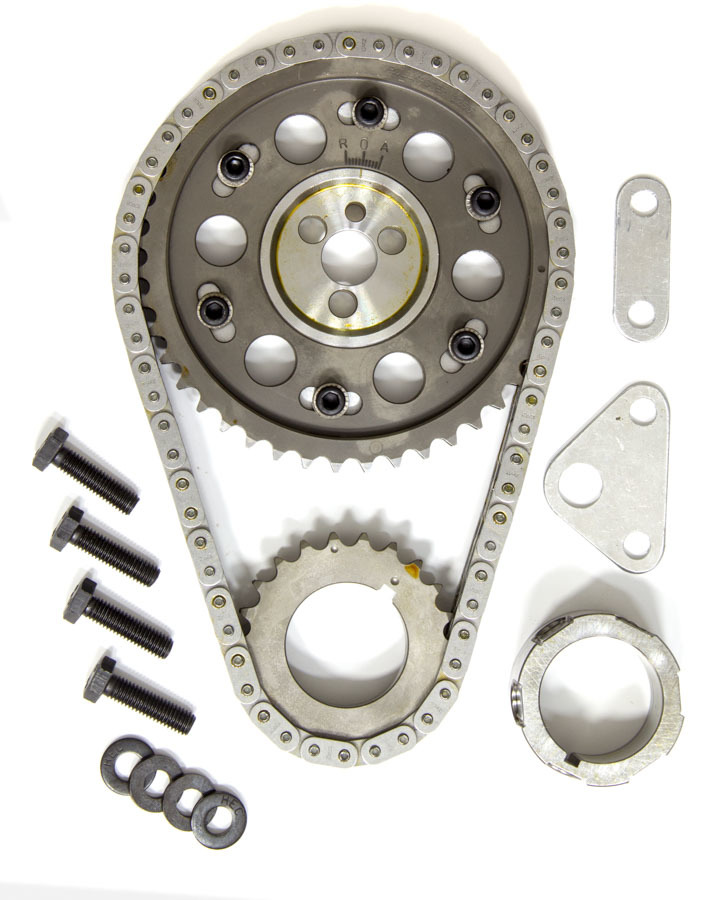 GM LS1 Billet Roller Adj Timing Set w/Torr. Brg