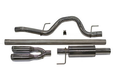 Roush Exhaust Kit  Ford F150 3.5L/5.0L & 6.2L Raptor