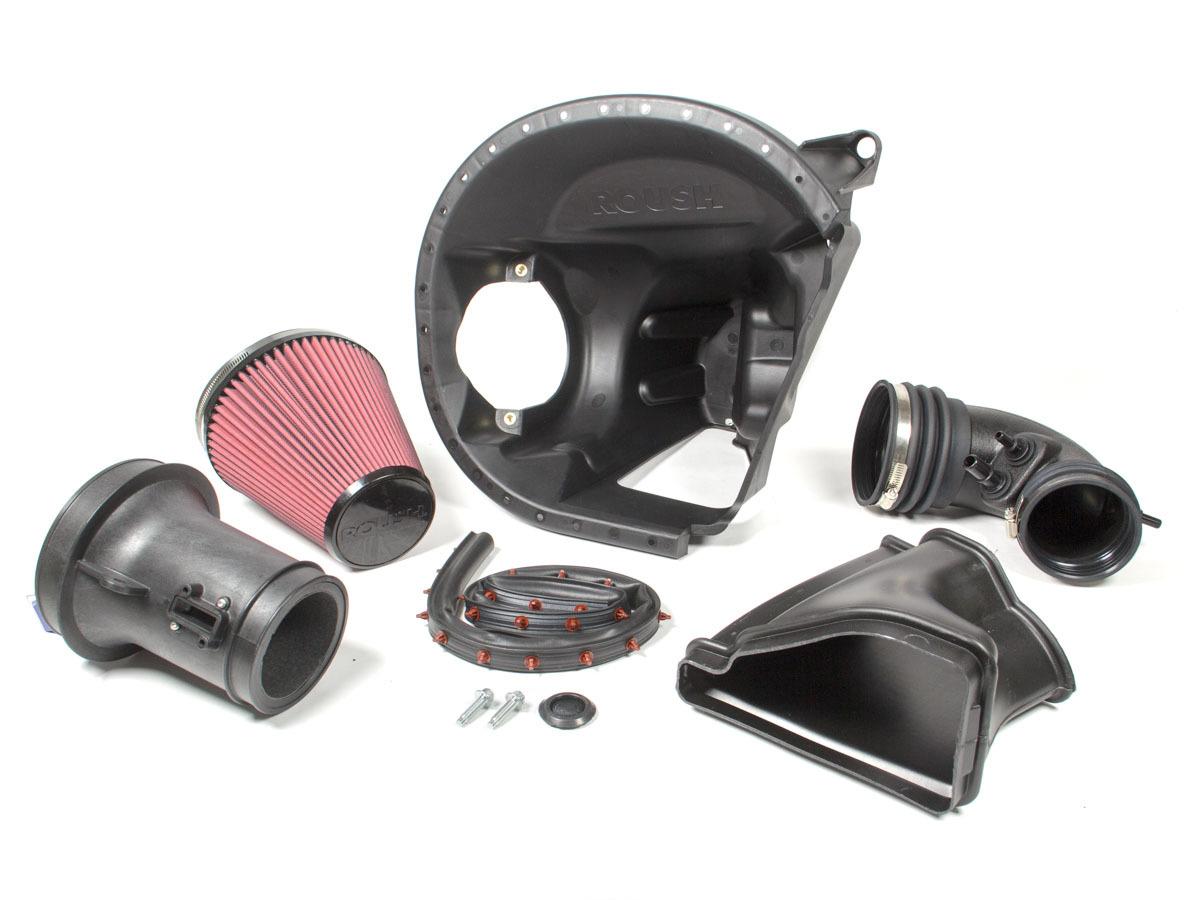 Roush Cold Air Intake Kit 2015 Mustang 5.0L
