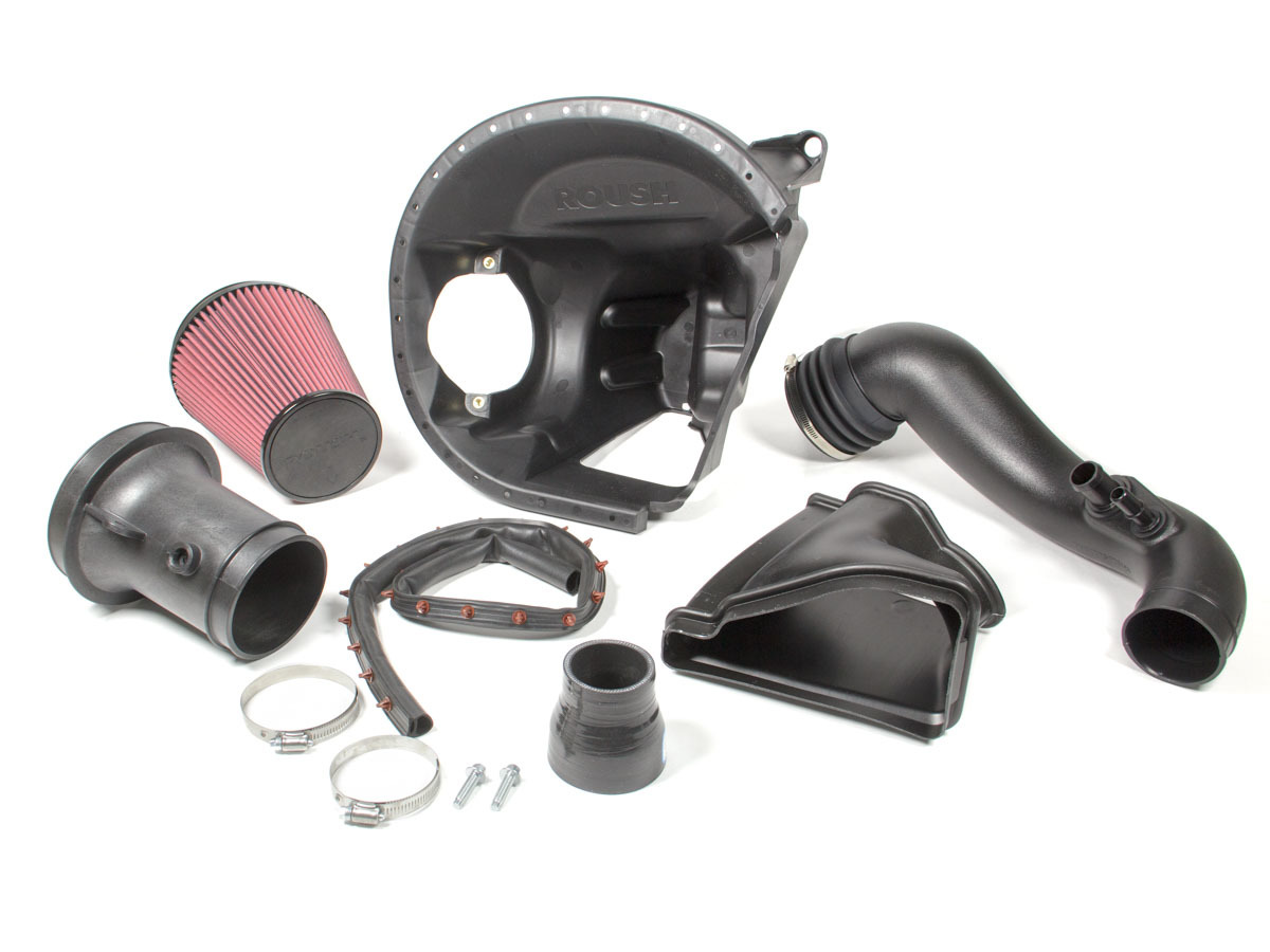 Roush Cold Air Intake Kit 2015 Mustang 2.3L ECO