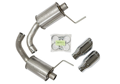 Axle Back Exhaust Kit 15-16 Mustang GT