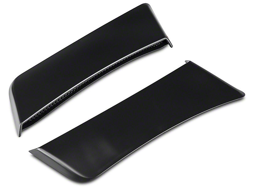 Roush Quarter Panel Side Scoop Kit Mustang - Primed
