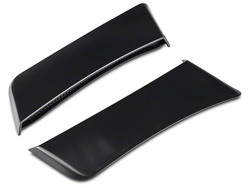 Roush Quarter Panel Side Scoop Kit Mustang - Primed