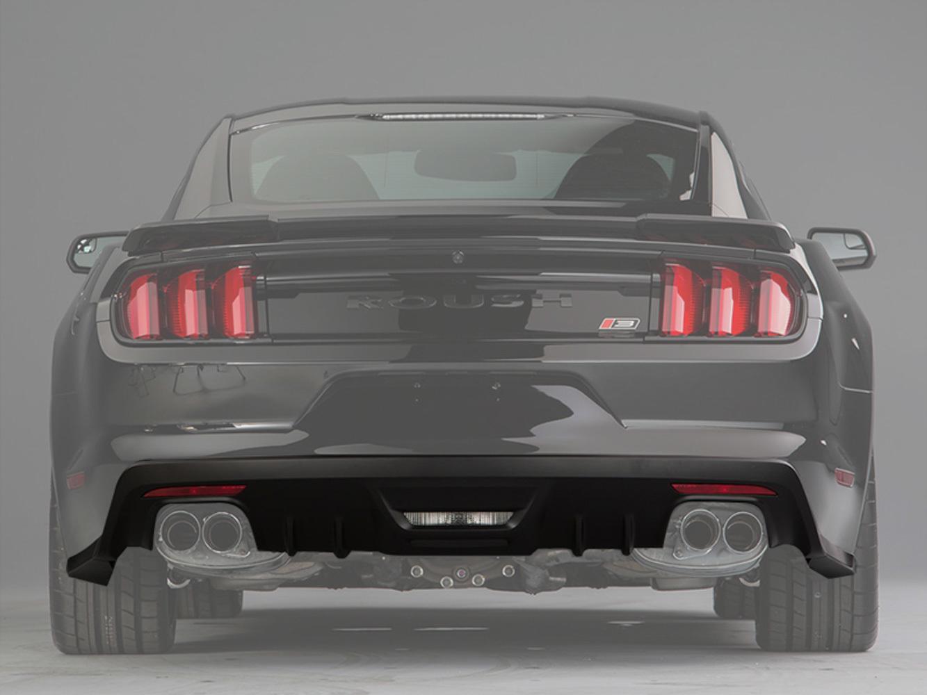 Roush Rear Fascia Valance 15- Up Mustang - Roush