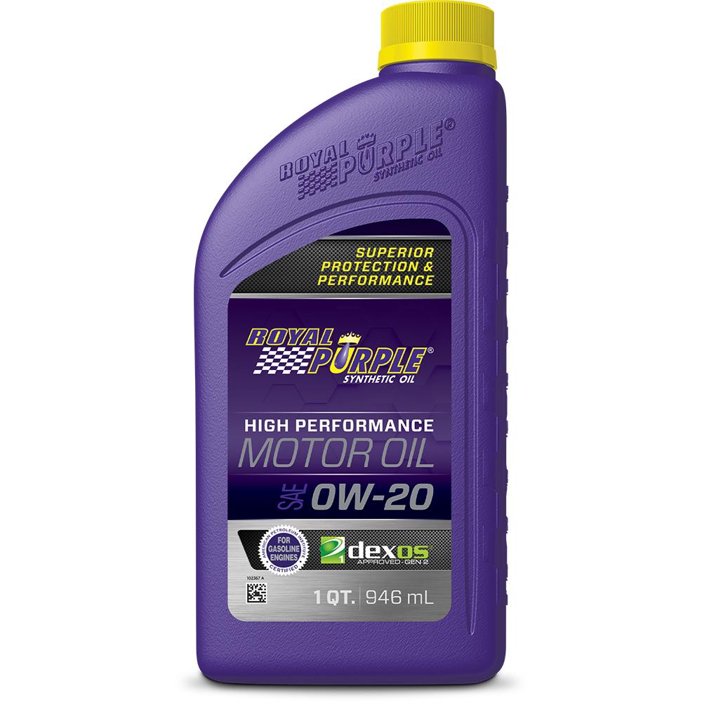 0w20 Multi-Grade SAE Oil 1 Quart