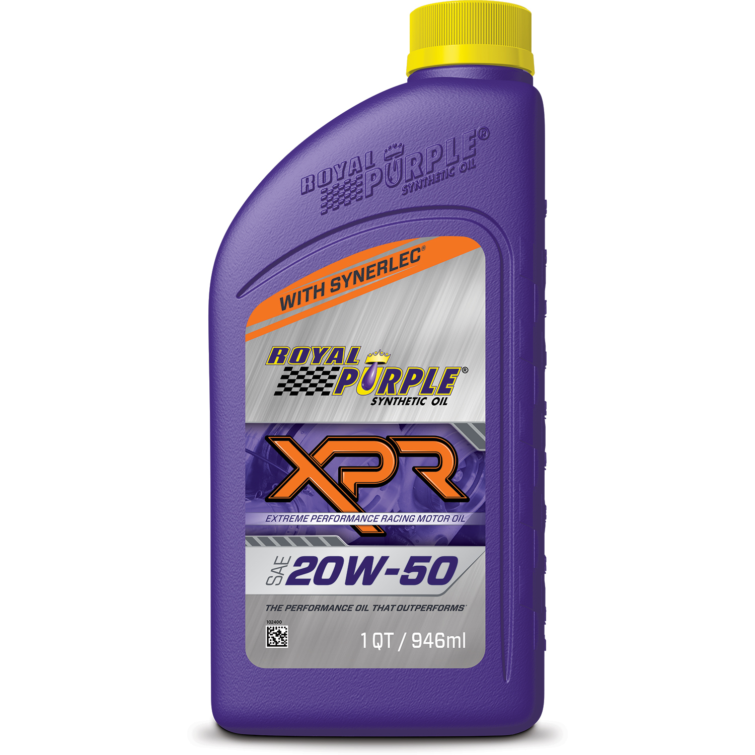 20w50 XPR Racing Oil 1Qt