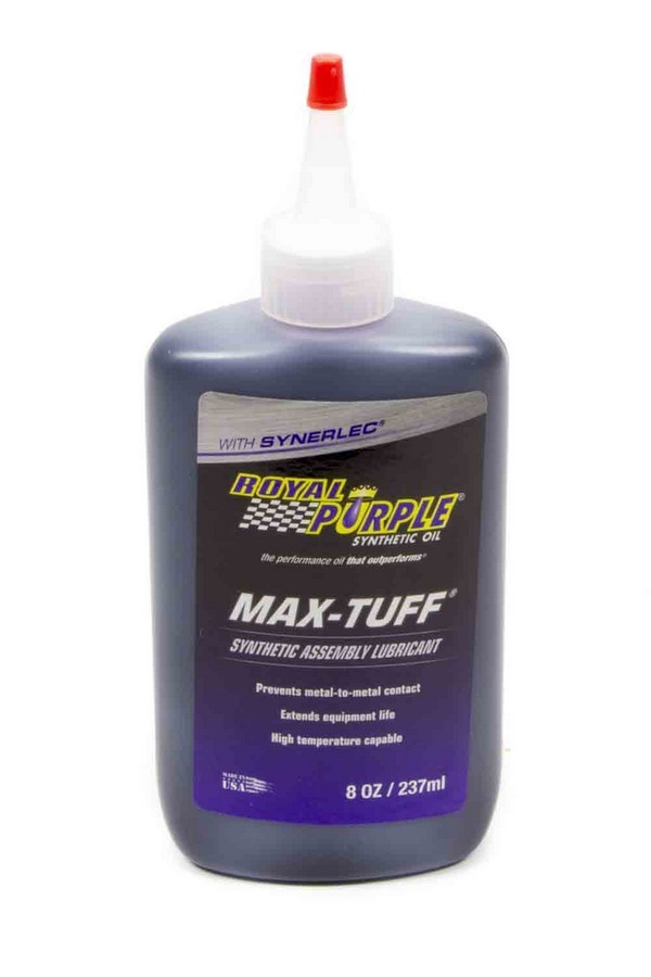Royal Purple 01335 Assembly Lubricant, Max-Tuff, Synthetic, 8.00 oz Squeeze Bottle, Each