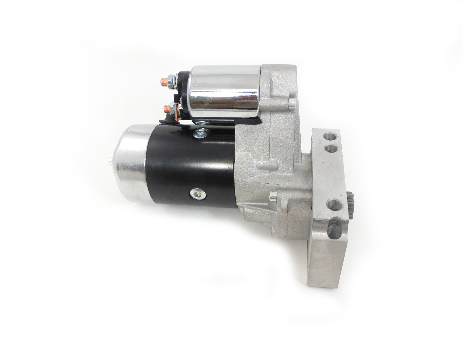 Racing Power Company R3978X Starter, High Performance Tilton Style Starter, Gear Reduction, 168 / 153 Tooth Flywheel, Chevy V8, Each