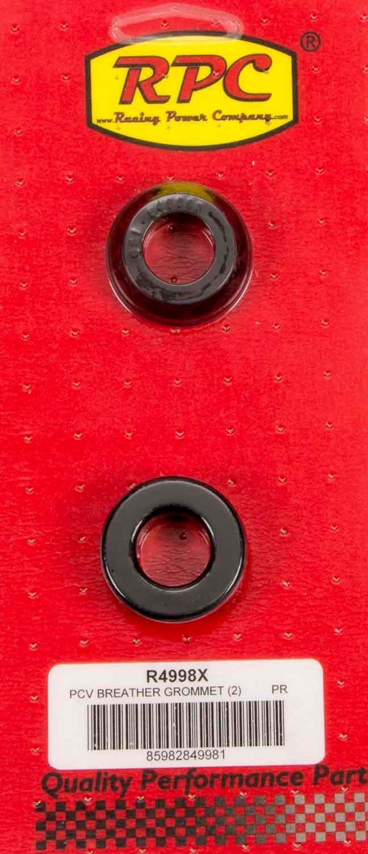 1-1/4 OD X 3/4 ID Alum V/C PCV Grommets 2pk